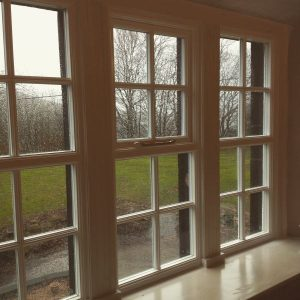 Complete window